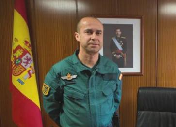 El teniente coronel Jesús Gayoso jefe de los GAR fallece por coronavirus